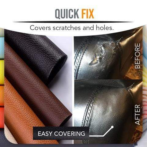 Patches LEATHER FIX™ Premium Leather Fixing Sheet - DiyosWorld