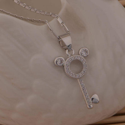 Cute Multi Chain Necklace