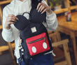 Load image into Gallery viewer, Plush Backpacks Elegant Cartoon Inspired Backpack - DiyosWorld