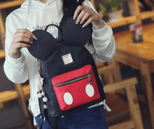 Load image into Gallery viewer, Elegant Cartoon Inspired Backpack