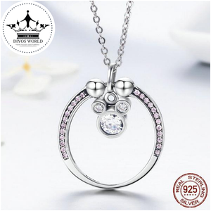 Rings Real 925 Sterling Silver Ring cum Pendant - DiyosWorld