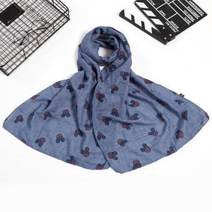 Luxury Cotton Scarf