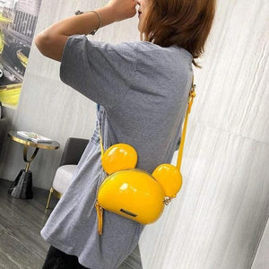 Exotic Cartoon Cross-Body Bag