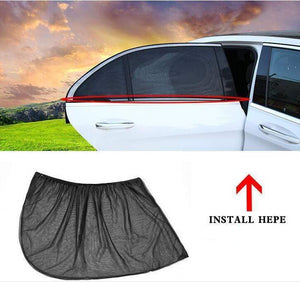 Side Window Sunshades Car Window Sun Shades [2PCS] - DiyosWorld