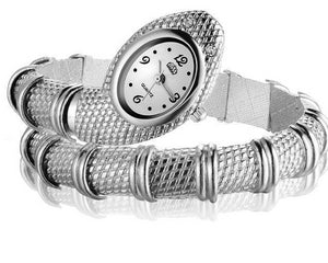 Snake Shaped Unique Fashion Watch bracelet watch
