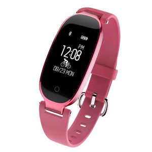 Smart Watches S3 Bluetooth Smart Watch Rose red / With Box - DiyosWorld