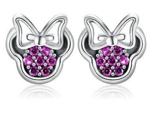 Load image into Gallery viewer, Sparkling Stud Earrings