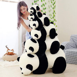 Stuffed & Plush Animals Huggable & Lovable Giant Plush Panda 30cm - DiyosWorld