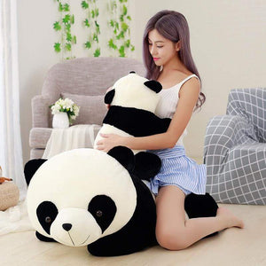 Stuffed & Plush Animals Huggable & Lovable Giant Plush Panda - DiyosWorld
