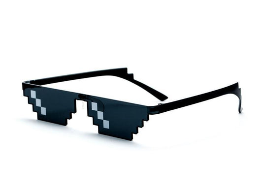 Sunglasses Thug life sunglasses Black - DiyosWorld