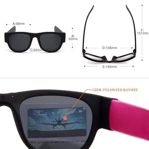 Sunglasses DIYOS™ Foldable Sun Glasses - DiyosWorld