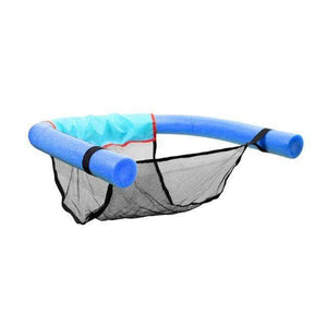 Swimming Rings Floating Pool Chair Blue - DiyosWorld