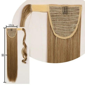 Synthetic Ponytails Ponytail Hair Extension - DiyosWorld