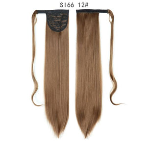 Synthetic Ponytails Ponytail Hair Extension SI66 12 - DiyosWorld