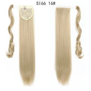 Synthetic Ponytails Ponytail Hair Extension SI66 16 - DiyosWorld