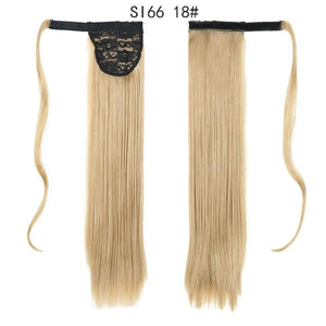 Synthetic Ponytails Ponytail Hair Extension SI66 18 - DiyosWorld