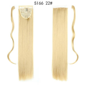 Synthetic Ponytails Ponytail Hair Extension SI66 22 - DiyosWorld