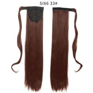 Synthetic Ponytails Ponytail Hair Extension SI66 33 - DiyosWorld