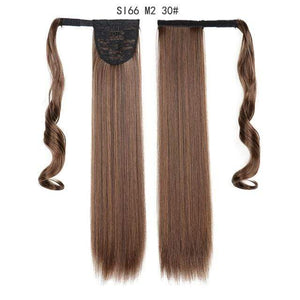 Synthetic Ponytails Ponytail Hair Extension SI66 M2 30 - DiyosWorld
