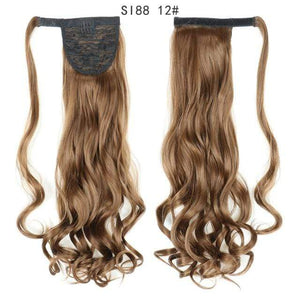 Synthetic Ponytails Ponytail Hair Extension SI88 12 - DiyosWorld