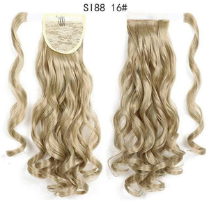Synthetic Ponytails Ponytail Hair Extension SI88 16 - DiyosWorld