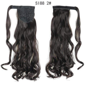 Synthetic Ponytails Ponytail Hair Extension SI88 2 - DiyosWorld
