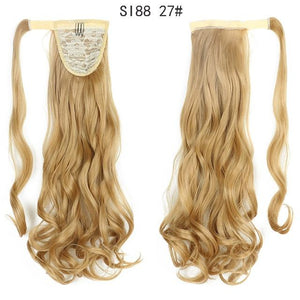 Synthetic Ponytails Ponytail Hair Extension SI88 27 - DiyosWorld