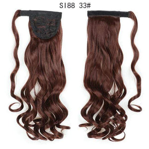 Synthetic Ponytails Ponytail Hair Extension SI88 33 - DiyosWorld