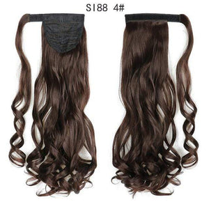 Synthetic Ponytails Ponytail Hair Extension SI88 4 - DiyosWorld