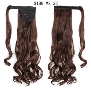 Synthetic Ponytails Ponytail Hair Extension SI88 M2 33 - DiyosWorld