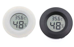 Temperature Instruments Mini Digital LCD Hygrometer/ Humidity Meter - DiyosWorld