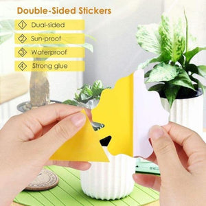 Traps Insect/Fly Sticky Trap [20 PCS] - DiyosWorld