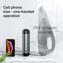 Load image into Gallery viewer, Portable & Wireless Handheld Vacuum Cleaner