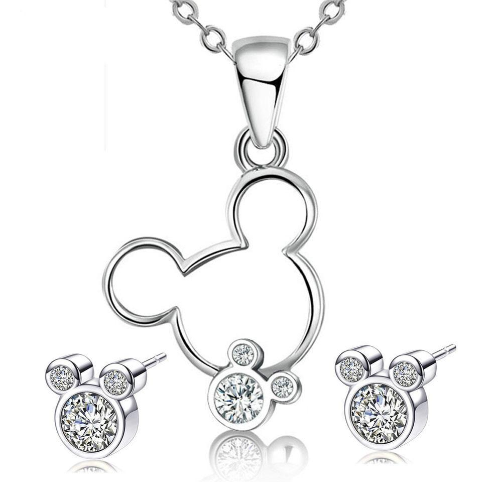 Platinum Plated Necklace