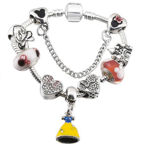 Fairytale Bracelet Yellow / 16cm - DiyosWorld