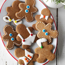 "Wilton 3.5"" Stainless Steel Metal Gingerbread Man Cookie Cutter"