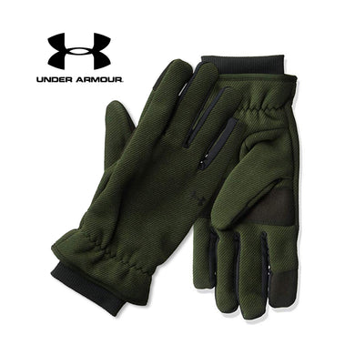 Under Armour UA Storm Fleece Women's Gloves Artillery Green M