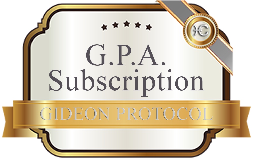 G.P.A. MONTHLY SUBSCRIPTION