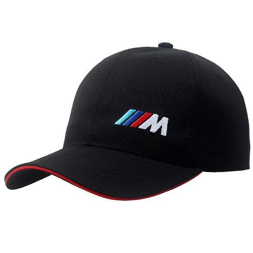 M-Performance Adjustable Cotton Cap for BMW Enthusiasts (unisex)