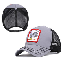 Various Embroidered Mesh Snap-back Caps (Unisex)