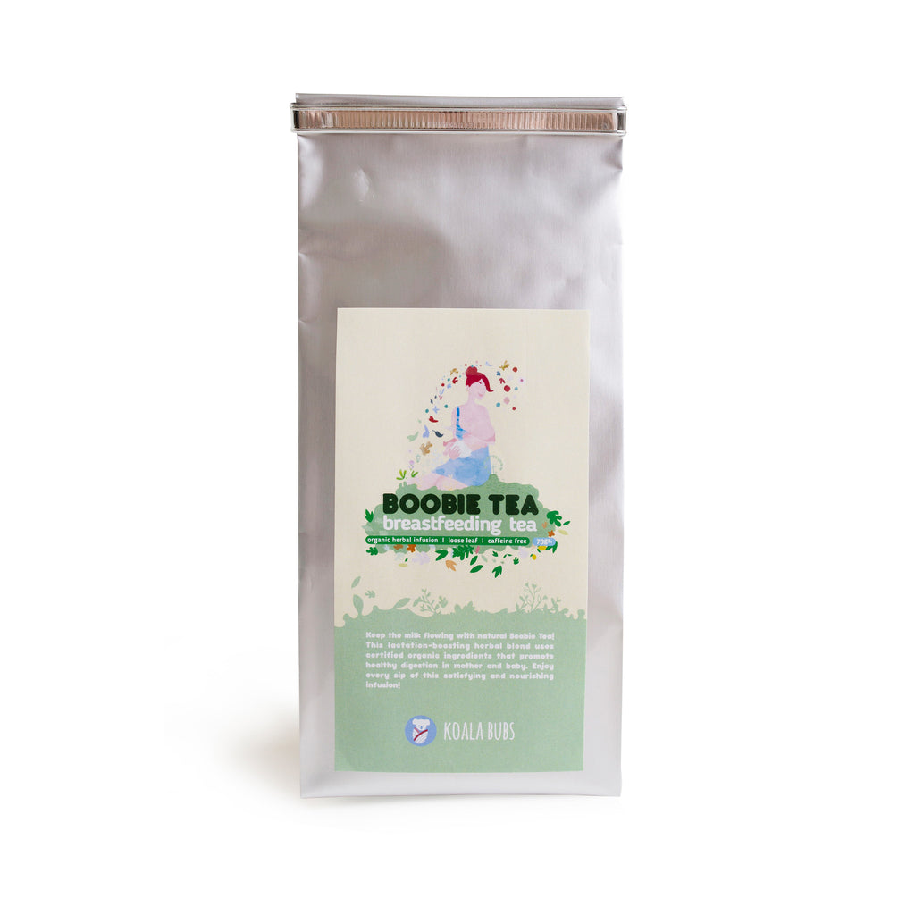 Organic Boobie Breastfeeding Tea