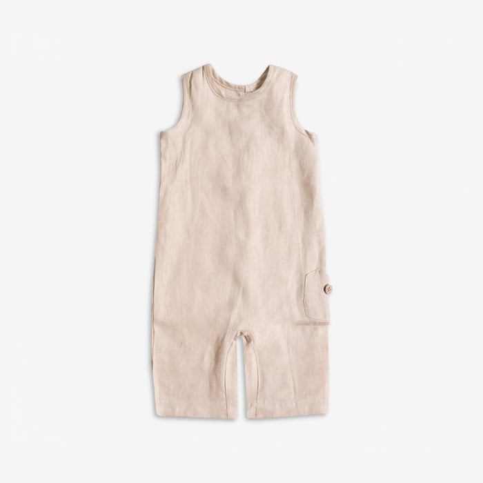 boys linen jumpsuit wholesale playsuit
