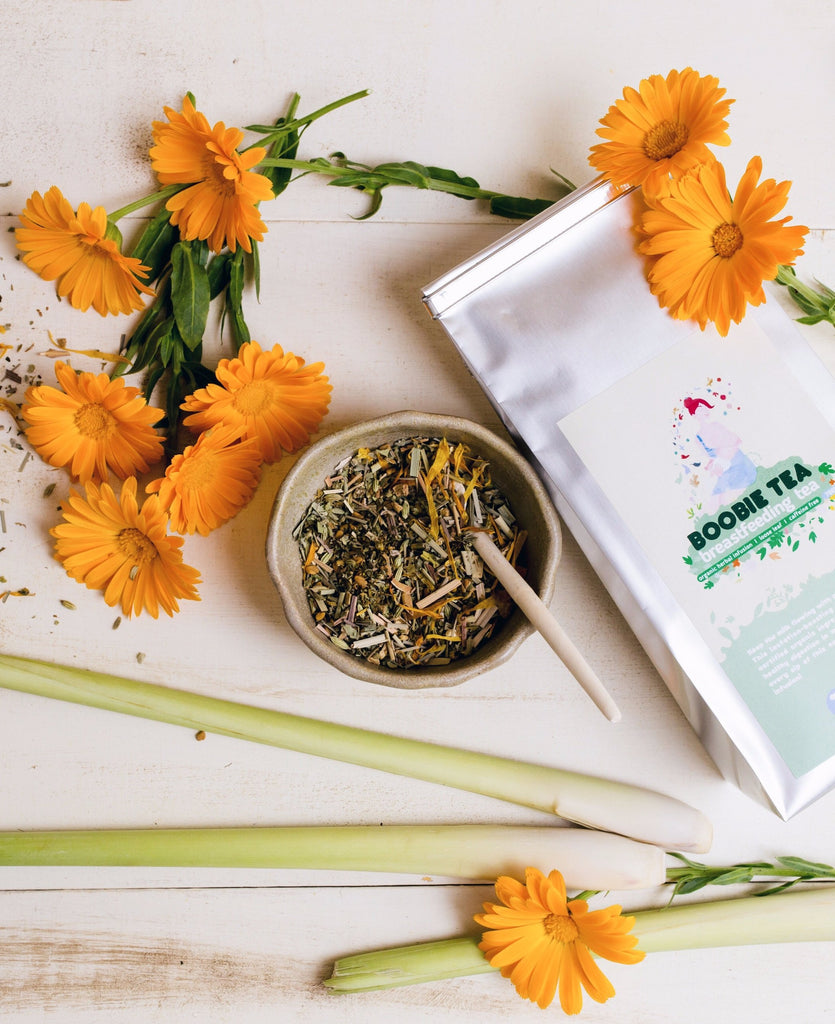fenugreek mama breastfeeding tea