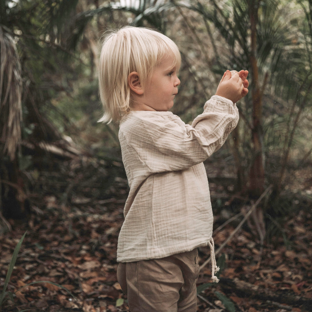 toddler linen pants