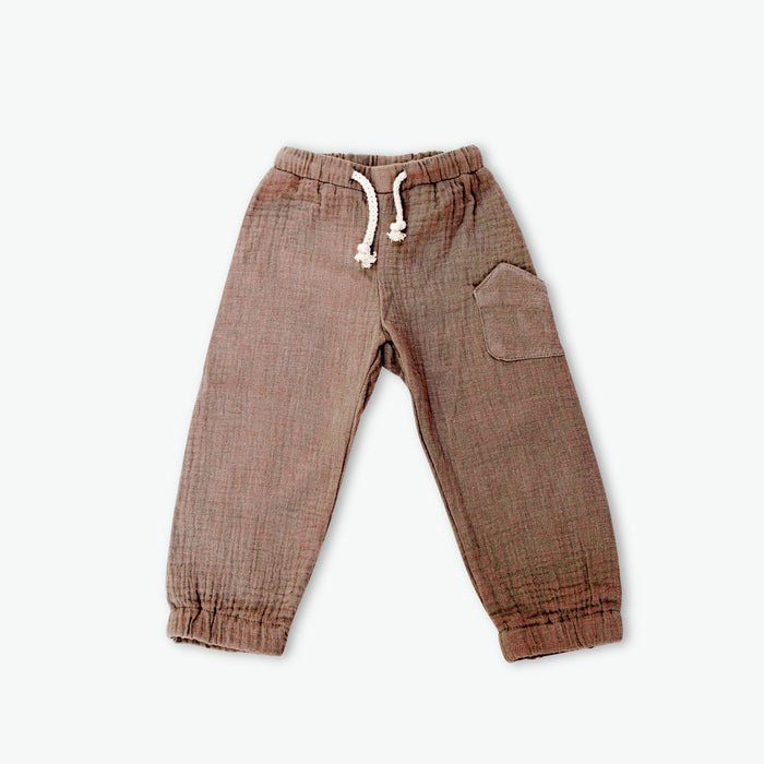 muslin pants for boys and babies