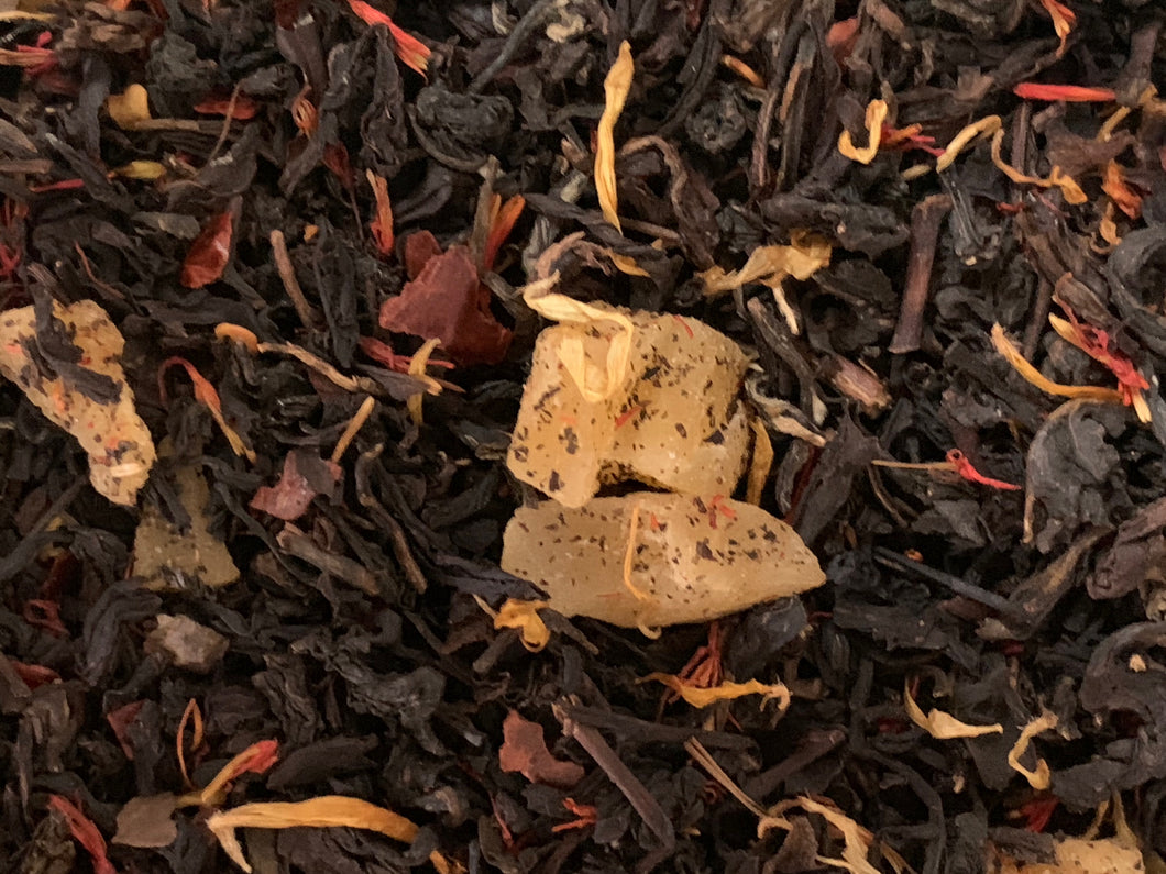 Smoked Mango Oolong