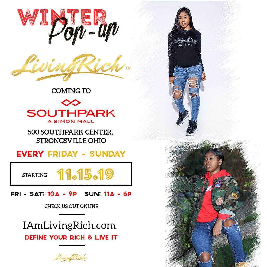 Winter Pop-Up