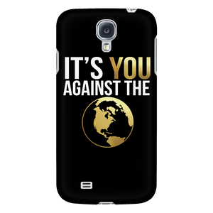 You Against The World Phone Case