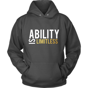 Ability is Limitless Hoodie