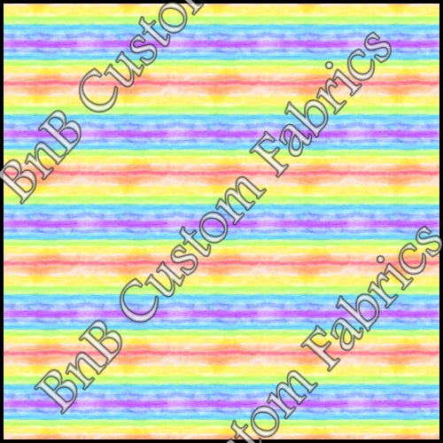 Rainbow Girl Stripe